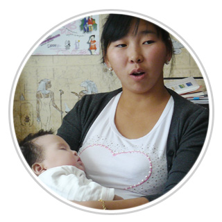 mongolie-maman